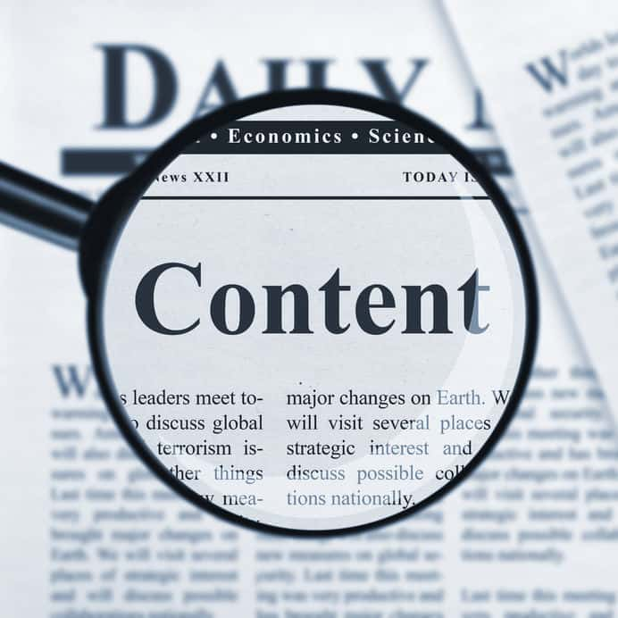 3 tips for getting the right content, every time