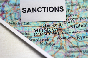 Keeping abreast of sanctions developments