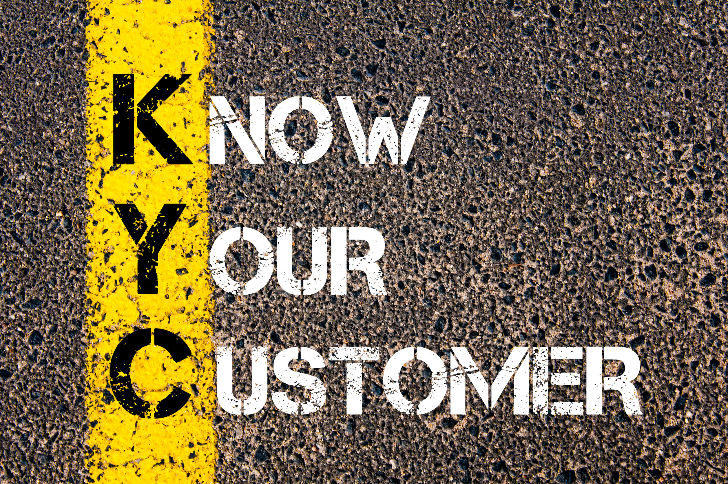 Know your customer (KYC) – a complex and fluid challenge