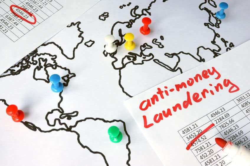 'A long way to go' for national anti-money laundering laws