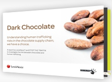 LexisNexis and STOP THE TRAFFIK launch new report on the shocking link between chocolate and human trafficking