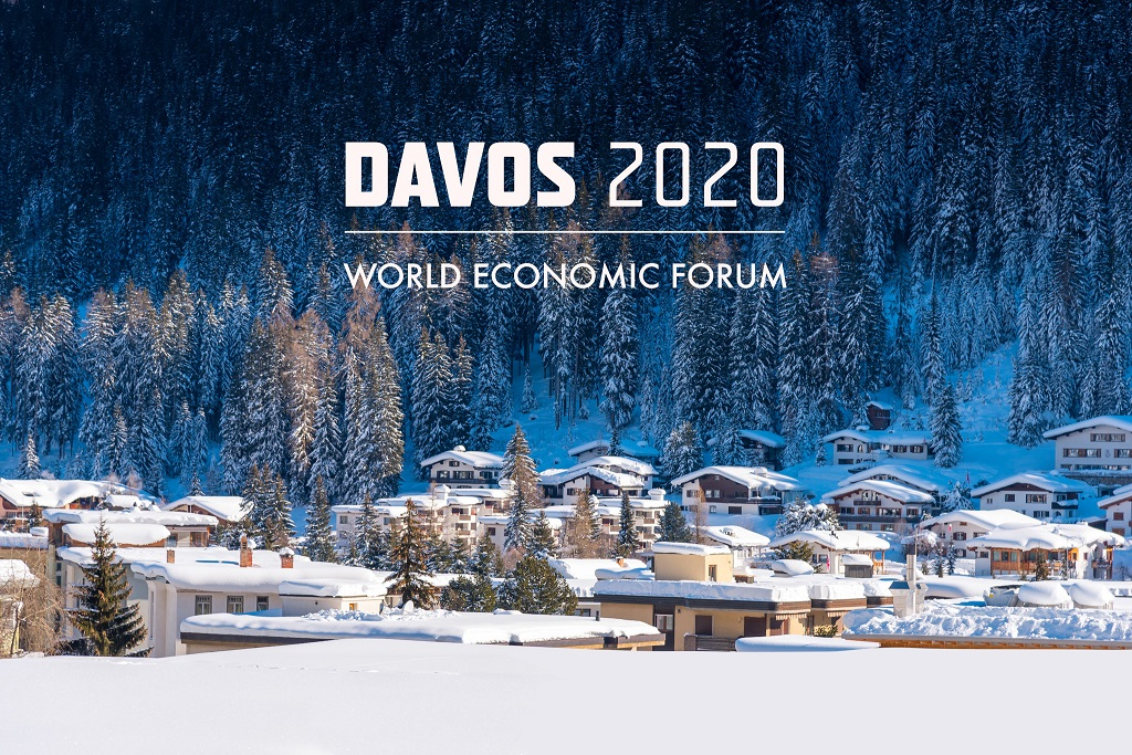 ESG will be top of Davos agenda