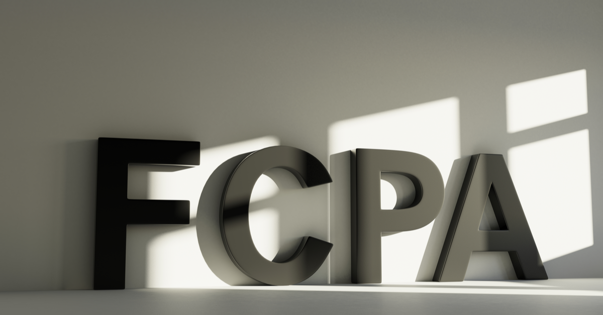 FCPA Fines Skyrocket to New Heights, Signalling Continued Pressure on Anti-Bribery & Corruption Risk Management Programmes