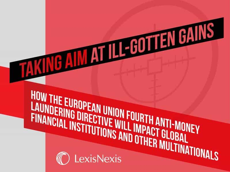 Will the EU 4th anti-money laundering legislation change your compliance strategy?