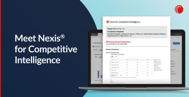 Nexis for Competitive Intelligence