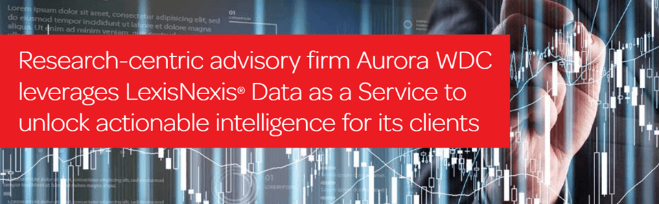 Aurora WDC Big Data
