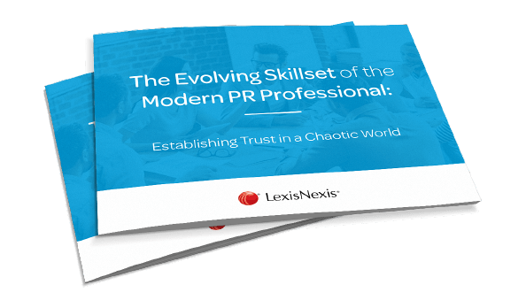 LexisNexis, Media Monitoring, PR Skillset